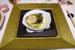 エスカルゴ料理